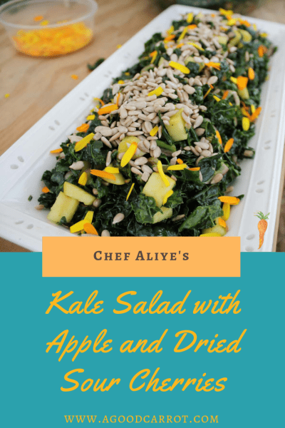 kale recipes, kale salad recipe