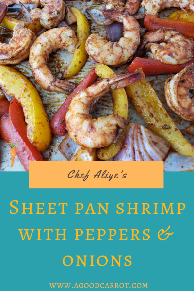 sheet pan shrimp, how to cook shrimp, homemade chili powder, healthy dinner ideas