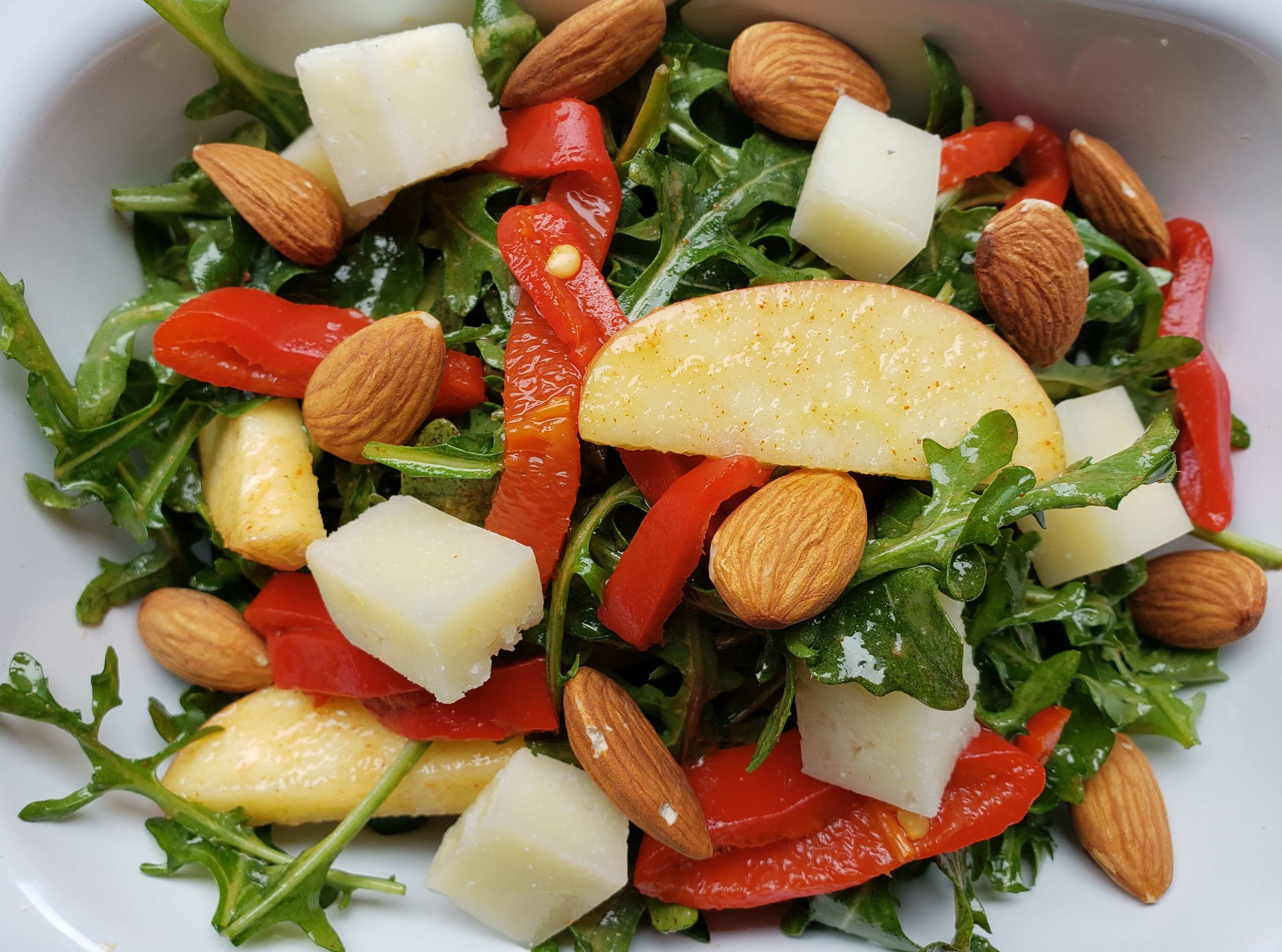 Arugula and Apple Salad Recipe