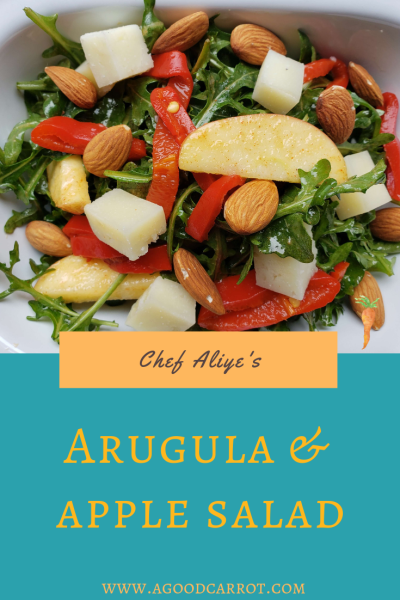 arugula apple salad recipe, Weekly Meal Plans, Vegetable Recipes, Clean Eating Recipes, Healthy Dinner Recipes, Recipes for Dinner, Easy Healthy Dinner
