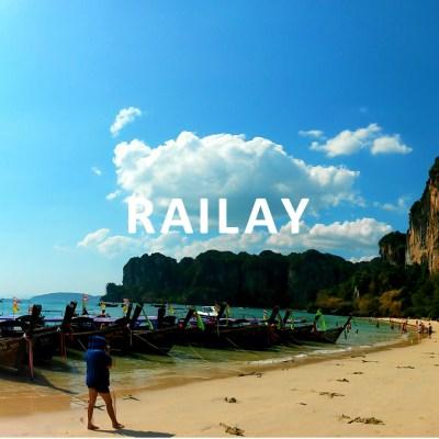 A Good Direction, Railay Beach