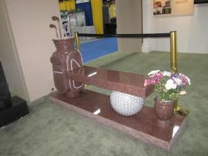 Golfer's Memorial