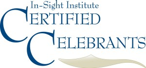 Gail Rubin is an In-Sight Certified Celebrant