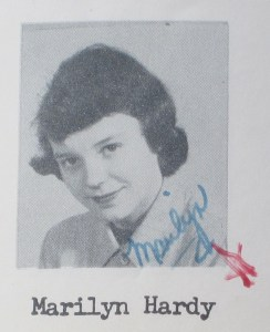 Marilyn Hardy High School Photo