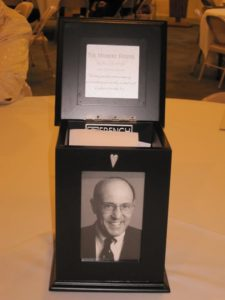 Stevan Jay Schoen memory box
