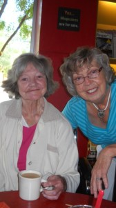 Marilyn Hardy Hazelwood and Mary Ellen Pope