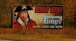 Henry Lefay Billboard