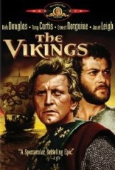 The Vikings DVD cover