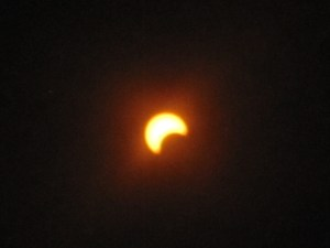 Approaching Eclipse