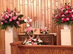 Bernice Greer Urn and Flowers