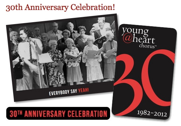 30 years Young@Heart