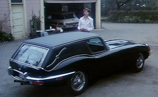 Harold's mini-hearse