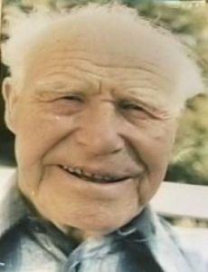 Grandpa Bredo Morstoel