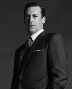 Don Draper (Jon Hamm) of Mad Men