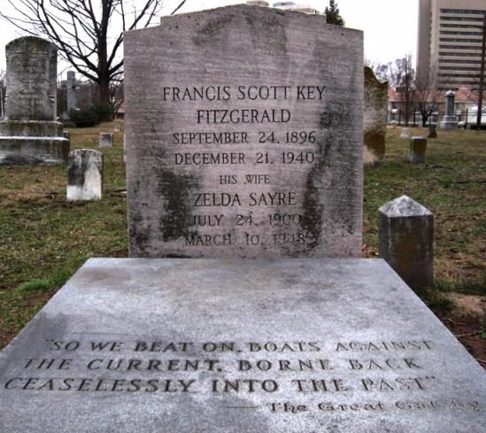 Fitzgerald headstone
