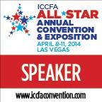 ICCFA Speaker 2014