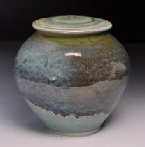 Ceramic Urn Galaxy