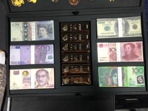 Cremation Money