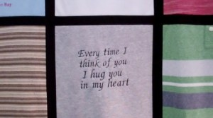 T-Shirts to Treasures Quilt