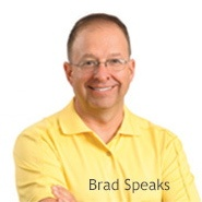 Brad Speaks yellow shirt
