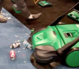 Green Sweeper