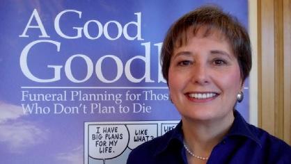 Gail A Good Goodbye