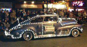 Twinkle Light Parade Car