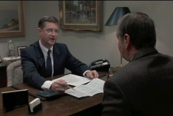 "Funeral director Tom Belford in the film, ""About Schmidt"""
