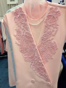 A.R.K. Ladies Pink Dress