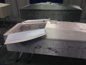 Sanwa Bussan casket