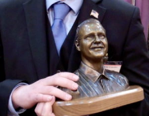 Bronze UPD Urn Bust