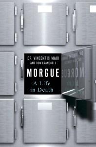 MORGUE book cover