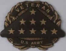 Veteran Medallion