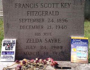 Francis Scott Key Zelda books