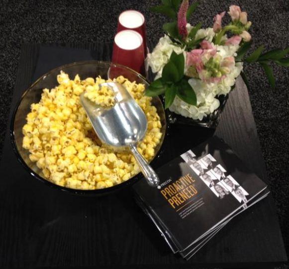 Precoa popcorn