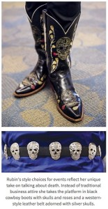 Boots and Skull Belt