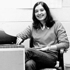 Gail Rubin 1977 Montgomery College