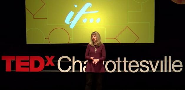 Dr. Leslie Blackhall TEDxCharlottesville