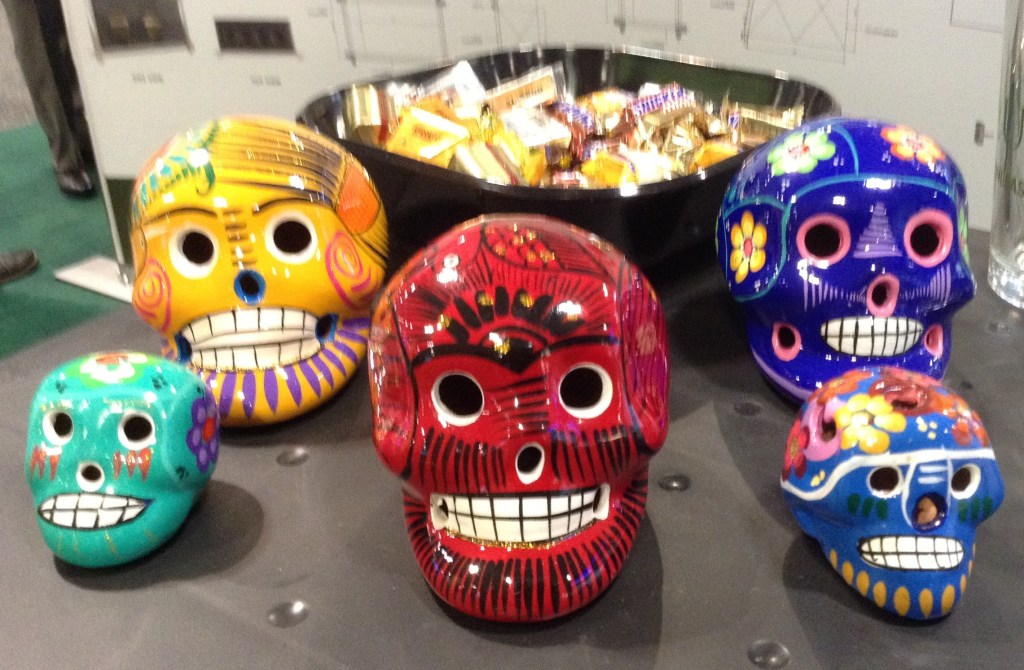 Skulls and candy