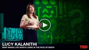 Lucy Kalanithi TED Talk