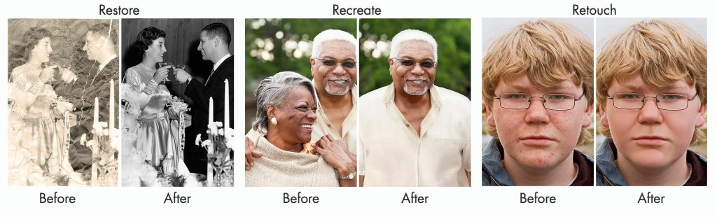 PhotoPros before and after images