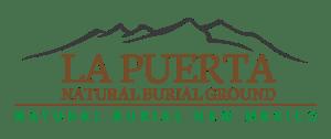 La Puerta Natural Burial Ground logo