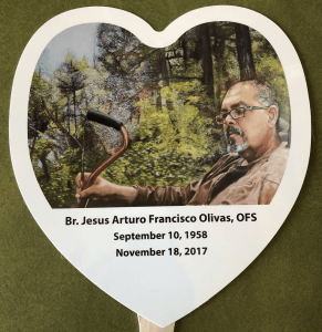 Arturo Olivas fan program
