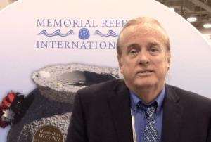 Memorial Reefs International Steve Berkoff