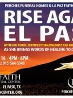 Rise Again El Paso flyer
