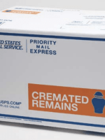 Cremated Remains Mailing Box