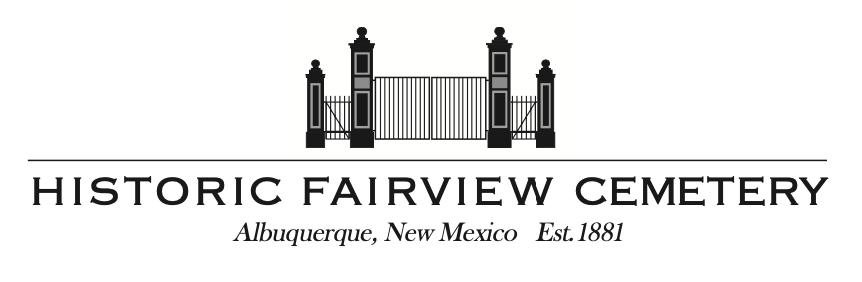 Historic Fairview Cemetery logo