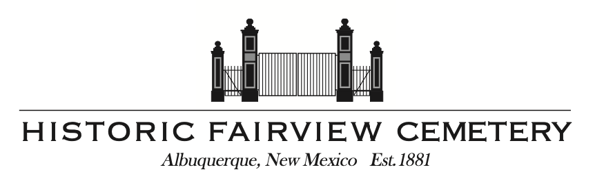 Historic Fairview Cemetery logo