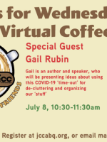 JCC Virtual Coffee