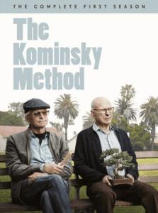 The Kominsky Method DVD cover